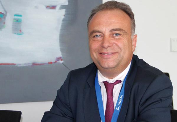 """Versicherungsprofi Mihály Jankovich: """"Gemeinsam mit dem Kunden unternehmerisch denken"""""""