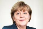 """Bundeskanzlerin Angela Merkel: """"Wer sicher sein will, dass es Deutschland weiterhin gut geht und Europa gestärkt aus der Krise kommt, muss die CDU wählen."""""""