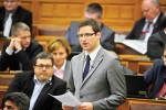 """Fidesz-Abgeordneter Gergely Gulyás:  """"Die Gesetzesdebatten werden sich künftig vor allem in die Kommissionen verlagern."""""""