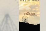 """Es ist die Geschichte von zwei Menschen in der Krise, ein junges Ehepaar.  Die Frau leidet unter  Depression, der Mann unter Ignoranz. Sie bringt sich  um und er verliert jeden Halt, fährt getrieben von Schuldgefühlen durch  Europa, mit ihrer Asche  im Kofferraum. Der Roman """"Das Ungeheuer""""  von Terézia Mora wurde  im Oktober mit dem  Deutschen Buchpreis  2013 ausgezeichnet.  Er ist definitiv keine  leichte Lektüre."""