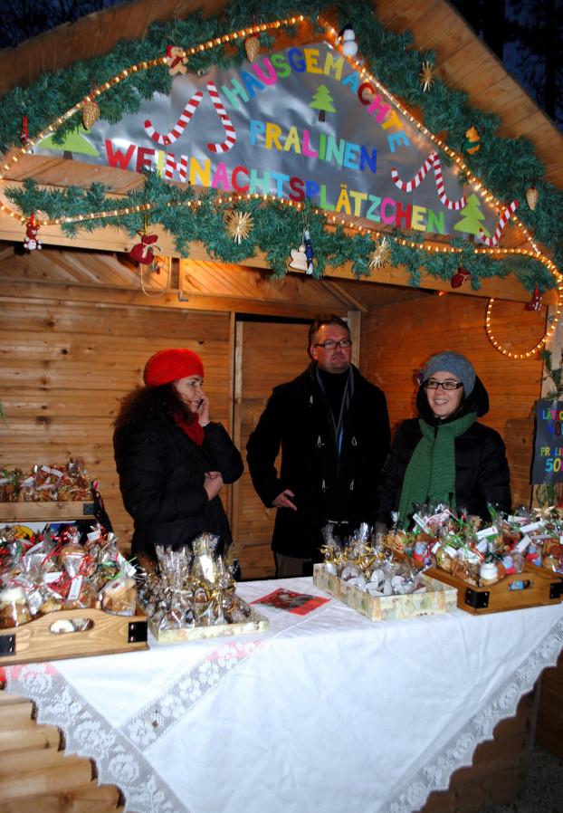 Weihnachstsbasar der Deutschen Schule Budapest 2013 - 01