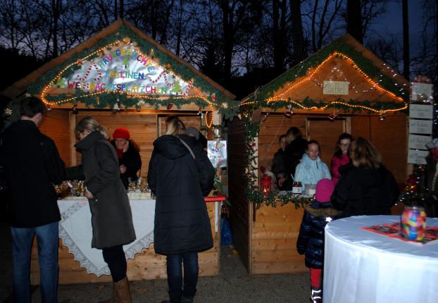 Weihnachstsbasar der Deutschen Schule Budapest 2013 - 02
