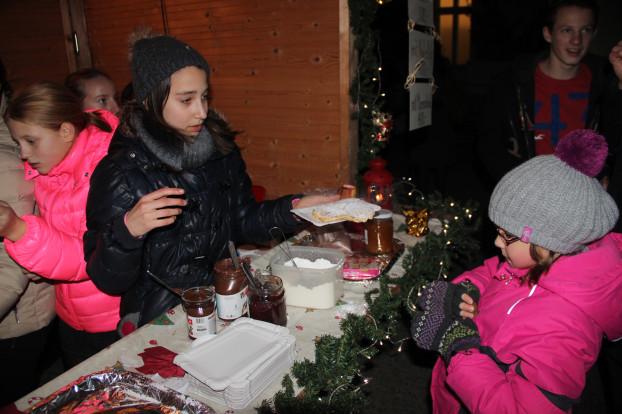 Weihnachstsbasar der Deutschen Schule Budapest 2013 - 06