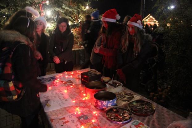 Weihnachstsbasar der Deutschen Schule Budapest 2013 - 12