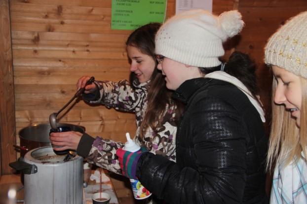 Weihnachstsbasar der Deutschen Schule Budapest 2013 - 18