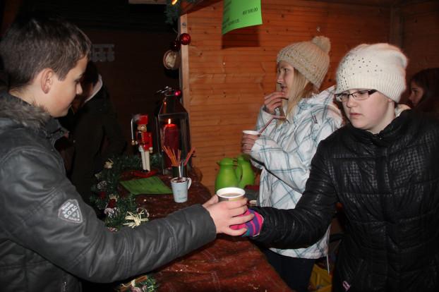 Weihnachstsbasar der Deutschen Schule Budapest 2013 - 19