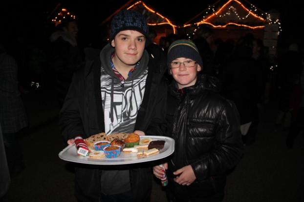 Weihnachstsbasar der Deutschen Schule Budapest 2013 - 22