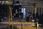 Robbanás történt egy bankfiókban a XIII. kerületben