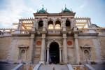 Befejezéséhez közeledik a Várkert Bazár építkezése