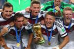DFB-Mannschaft WM-Sieger 2014