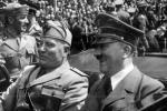 Staatsbesuch von Adolf Hitler in Rom 1938 Foto Archiv des Verfassers
