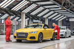 Audi.neue TT Roadster  Produktion in Ungarn