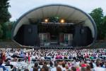 Die 2013 letztmals rekonstruierte Freilichtbühne auf der Margareteninsel hat eine über hundertjährige Geschichte