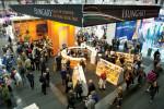 """Ungarn auf der Göteborger Buchmesse: """"Die Störaktionen haben das Interesse an unserem Stand vielleicht sogar noch erhöht."""""""