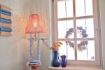 """Jede Lampe ist ein Unikat und speziell für den Kunden """"erträumt"""". (BZT-Fotos: Nóra Halász)"""