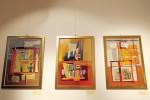 Noch bis zum 22. Dezember ist die Besichtigung der Werke von Bartl, Lux und Misch möglich. (BZT-Fotos: Nóra Halász)
