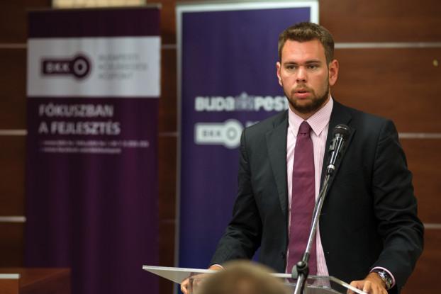 Dávid Vitézy leitete bis vor wenigen Monaten das BKK.