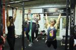 Querbeet wird beim CrossFit geschwitzt – und Erfolge sind schnell sichtbar.