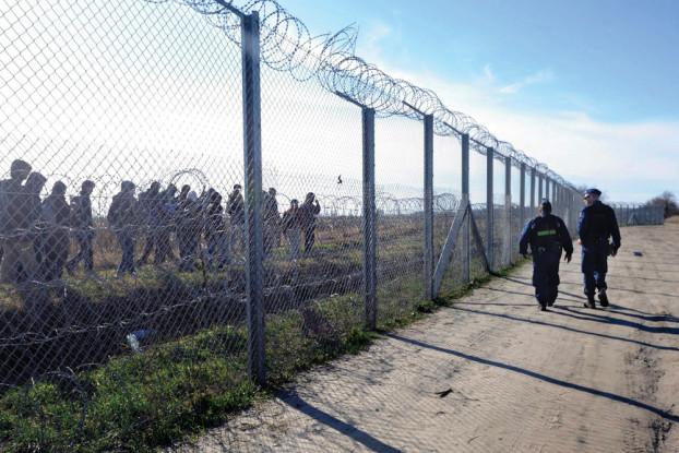 Illegális bevándorlás - Növekszik a migrációs nyomás a sz