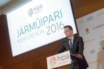 SZIJJARTO_Peter és ÉSIK_Róbert reszt vesznek a HIPA 2016. évi jarmuipari konferenciajan