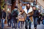 Fahrradkörbe sind praktische Begleiter im Alltag. In ihnen lassen sich die Handtasche, Einkäufe oder – wie man es in Budapest immer wieder beobachten kann – auch schon mal der Schosshund transportieren.