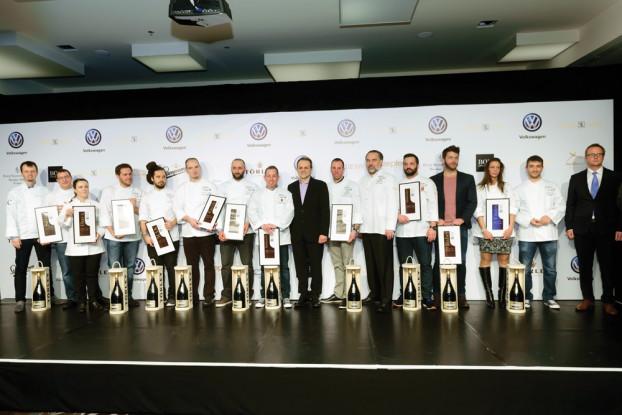 """Neben dem """"Restaurant des Jahres"""" wurden zahlreiche weitere Auszeichnungen vergeben."""