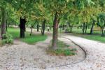 Der Orczy-Park im Herzen des VIII. Bezirks ist eine beliebte Laufstrecke.