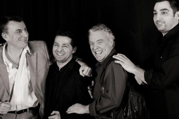 Alte Hasen: Das Dresch Quartett ist seit Jahrzehnten erfolgreich.