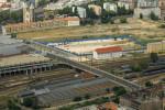 Die Ferdinand híd soll demnächst begrünt und damit ein ganz neuer Park im Herzen Pests entstehen.