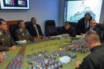 Planspiel: Große Feldherren bedienten sich solcher Planspiele, warum also nicht auch Viktor Orbán?