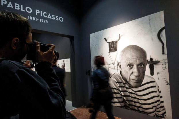 Száz Picasso-mű látható a Nemzeti Galéria tárlatán