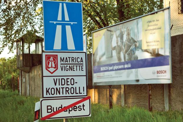 Ungarn besitzt heute eines der modernsten Autobahnmautsysteme Europas. (BZT-Fotos: Nóra Halász)